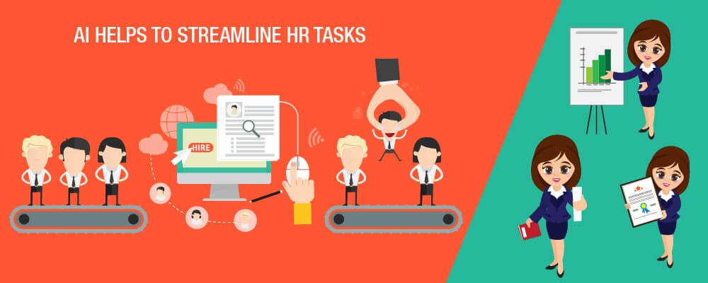 Artificial Intelligence: Changing The Way HR Does Their Tasks!