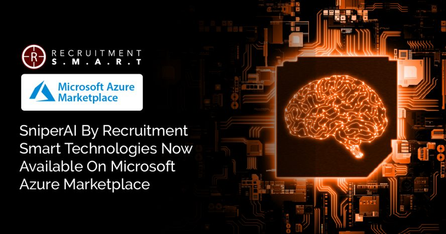 SniperAI By Recruitment Smart Technologies Is Now Available On Microsoft Azure Marketplace